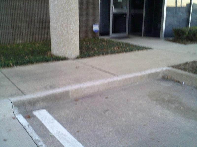Concrete Sidewalk Grinding : Walkwaygrindingneservices